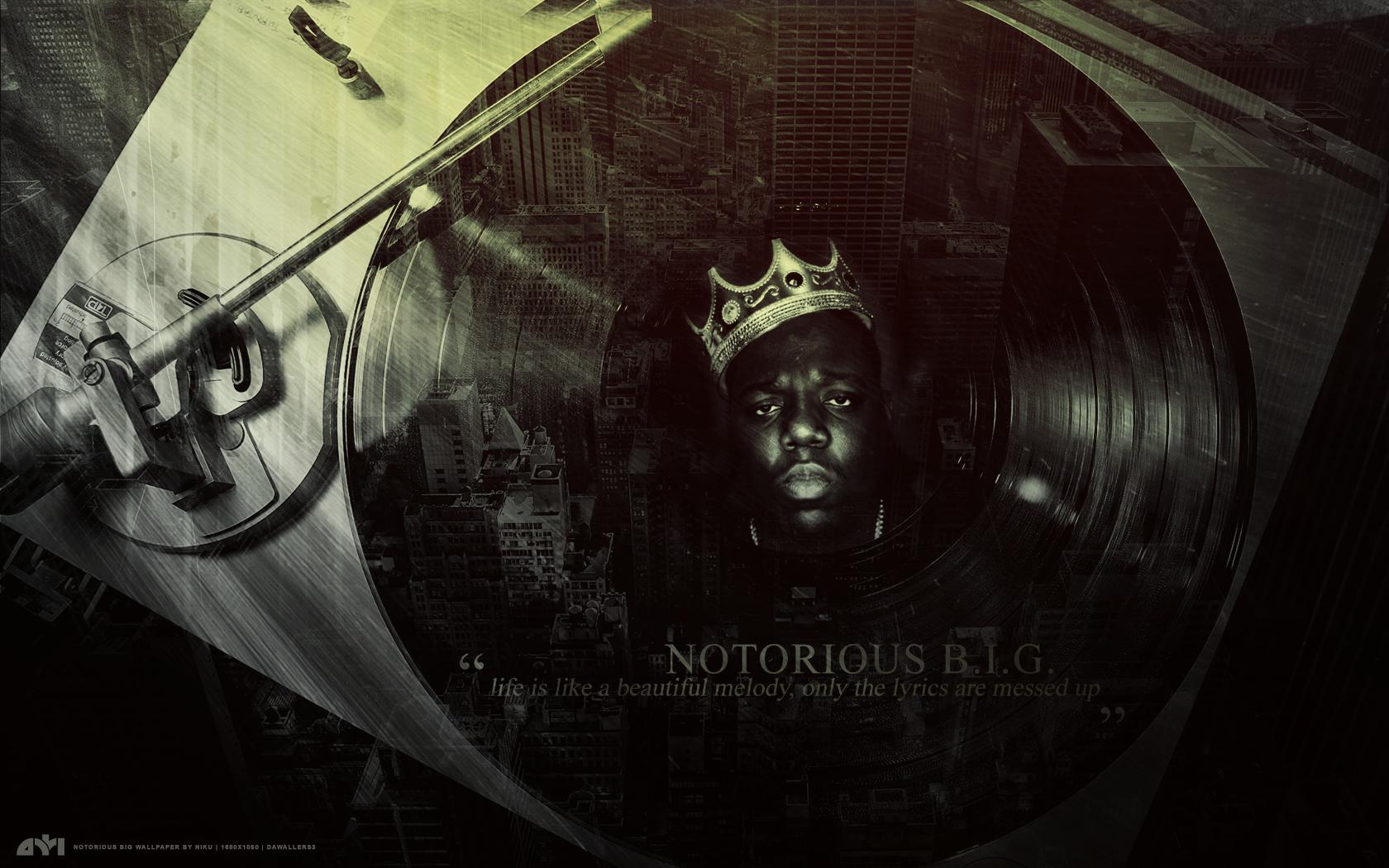 Notorious BIG By Niku951