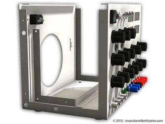 Multi-Function Bench Power Supply [Inside] by DanielKeithJones