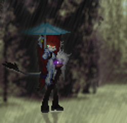 rain by SolidSpots