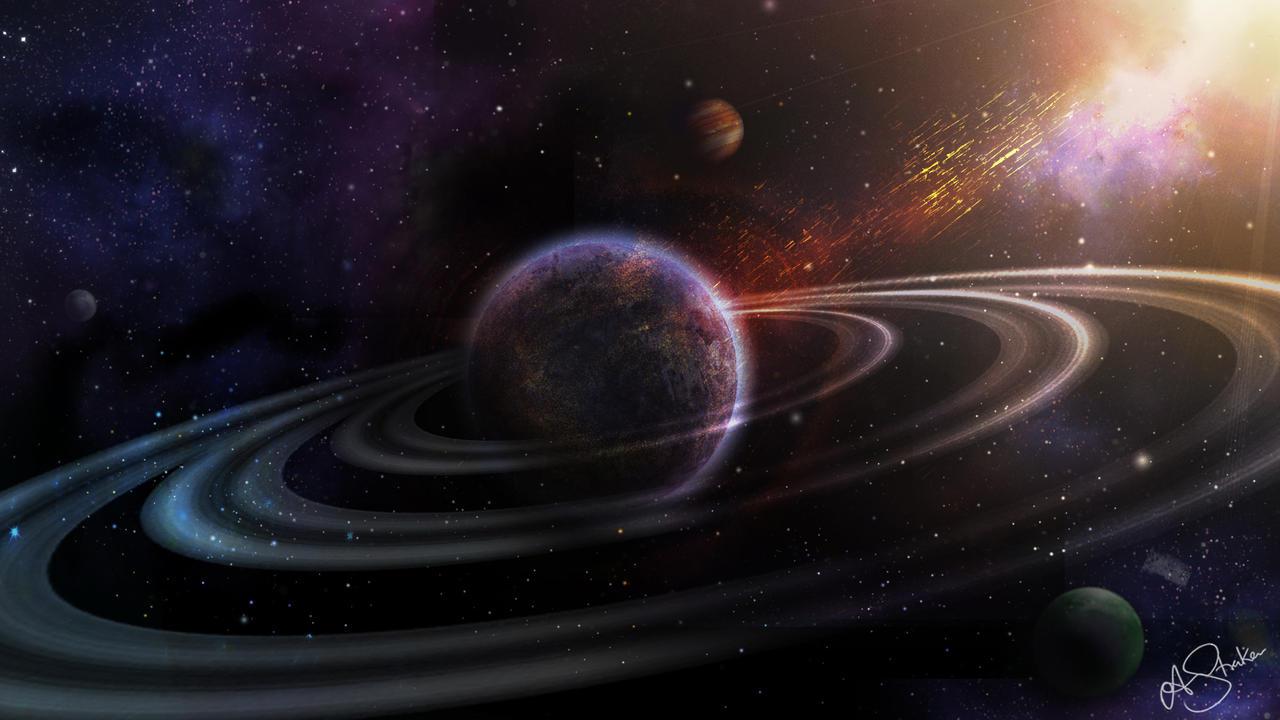 Planet I'KALX by AshStraker