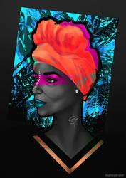Imani by AshStraker