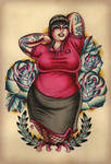 Bovver Goddess