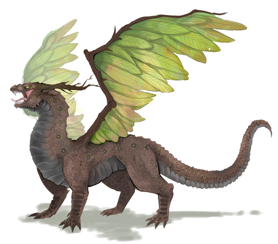 earth dragon 2014 by kiyakoda on deviantart