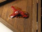 Rune box red specimen 2
