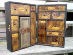 Wonderland Artifact Box (interior)