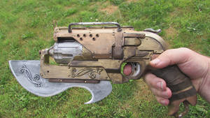 Chopping Pistol