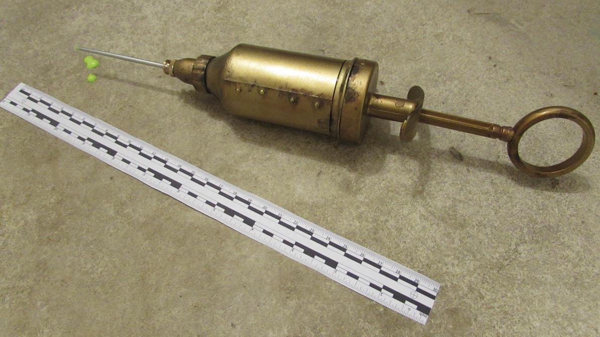 Injector by HerbertW