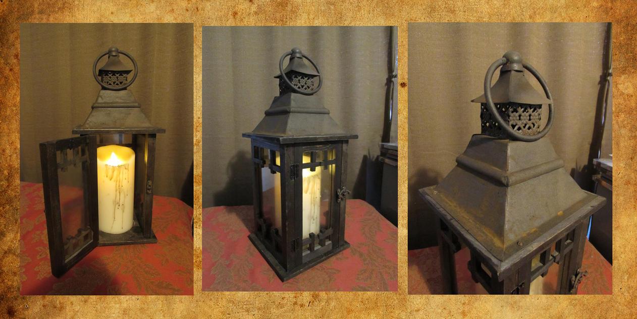 Delvers lantern by HerbertW