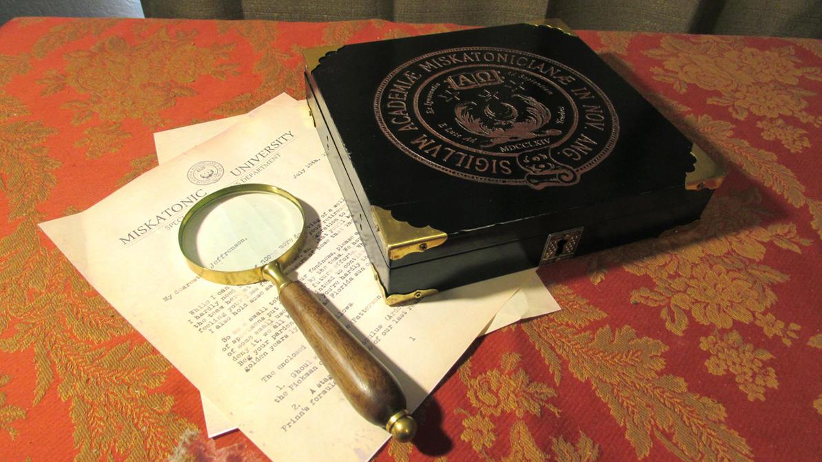 Jeffrenson's specimen case by HerbertW