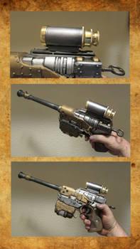 Airship Sniper Pistol