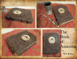 Il Libro di Assassini (The Book of Assassins) by HerbertW