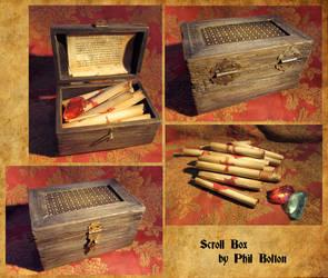 Scroll Box by HerbertW