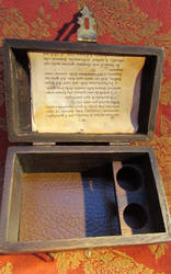 Scroll Box Interior
