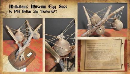 Mystery Eggs by HerbertW