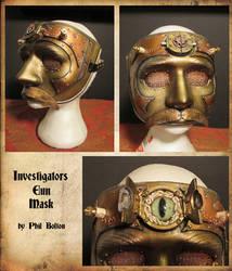 Eun Mask (1936) by HerbertW