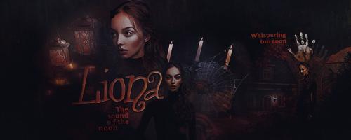 Liona by MagicLaDyCharm22