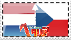 NetCze pair stamp by APH-Stamps