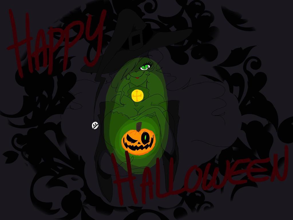 Happy 2014 Halloween by KBBARCO-91