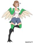 PATREON - Humming harpy