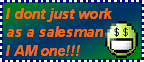 I'm a salesman by Blackfire-Dragon