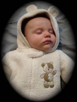 My Christmas Teddy Bear.