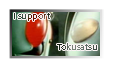 Toku support stamp by TheBurningDonut