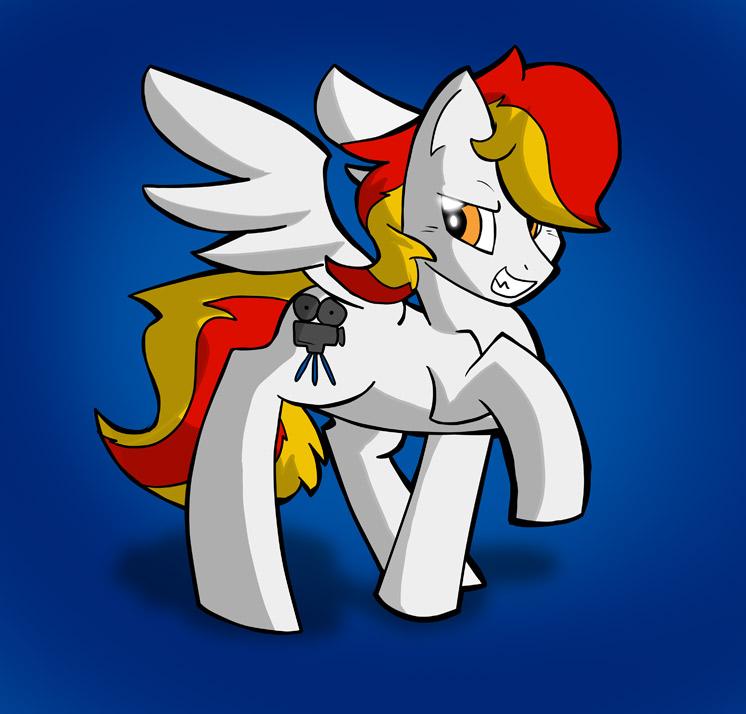 Pony Commission: Final by TheBurningDonut