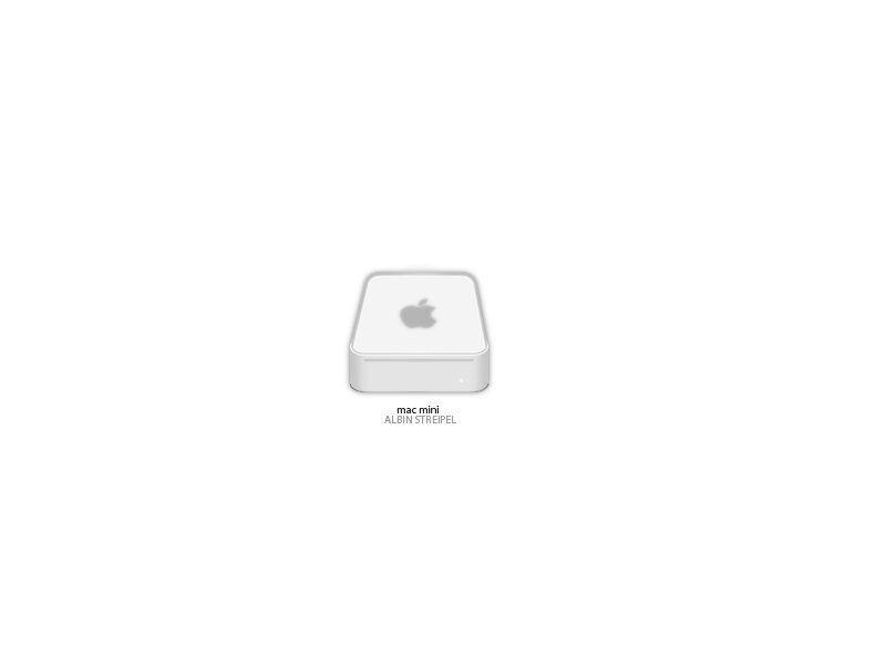 Mac Mini by albinstreipel