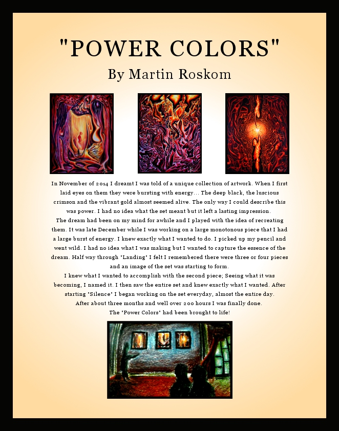Power Colors by Megacosmichroma