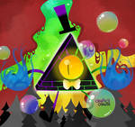 Weirdness bubble party~