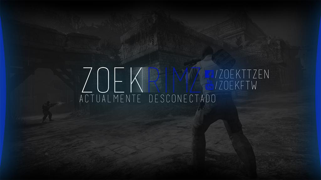 Twitch Offline Banner by Zeyke on DeviantArt