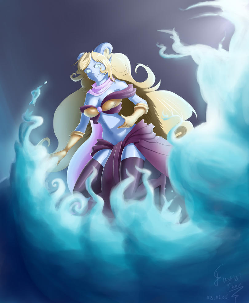 Draenei animated sexy comics
