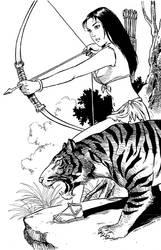 Intan, Jewel of The Jungle by jaladara