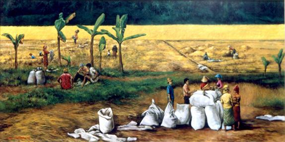 Golden Harvest by jaladara