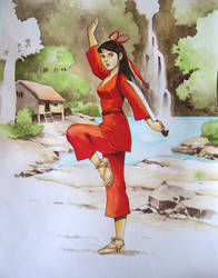 Walet Merah by jaladara