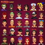 Rakkip avatars
