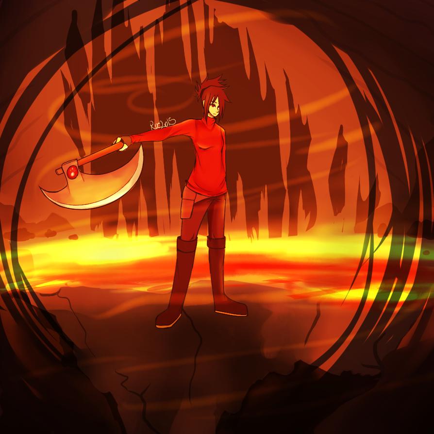 Burn by RueWasHere
