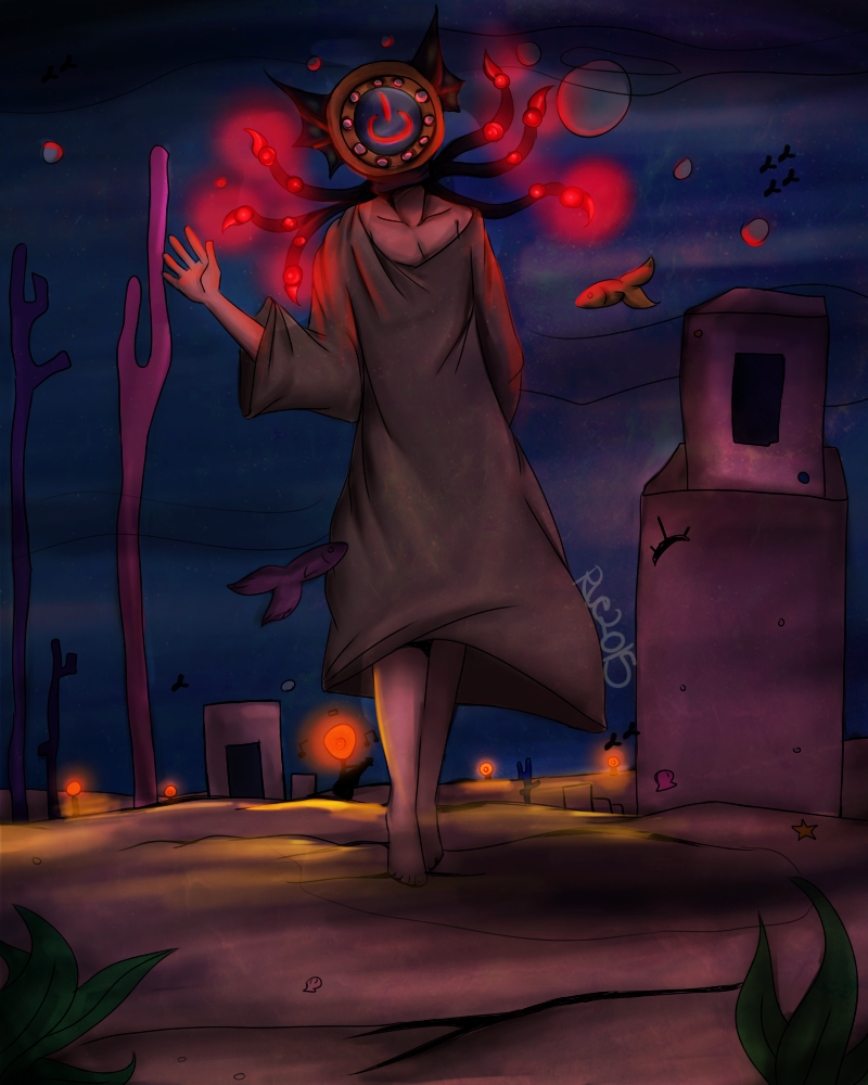 Oreko by RueWasHere