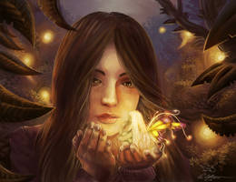 By Fae Light by Somnicide