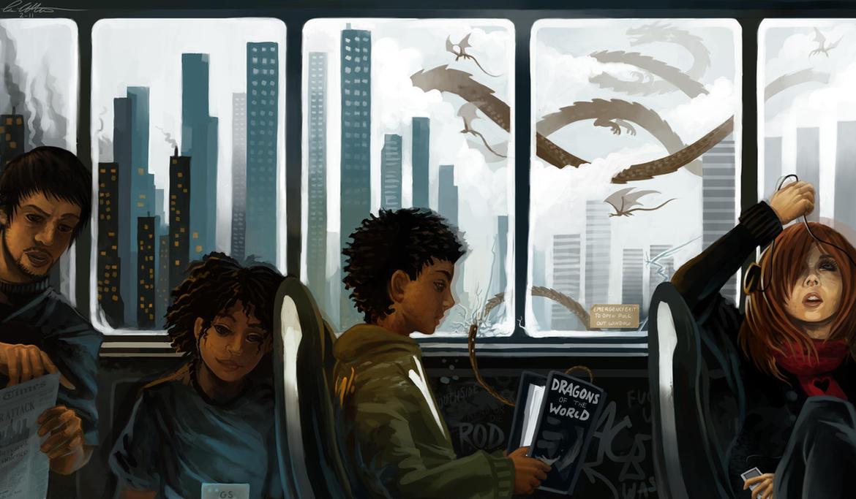 An Imaginary Skyline by Somnicide