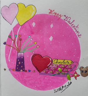 Happy late Valentine's Day