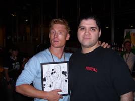 Zack Ward and I