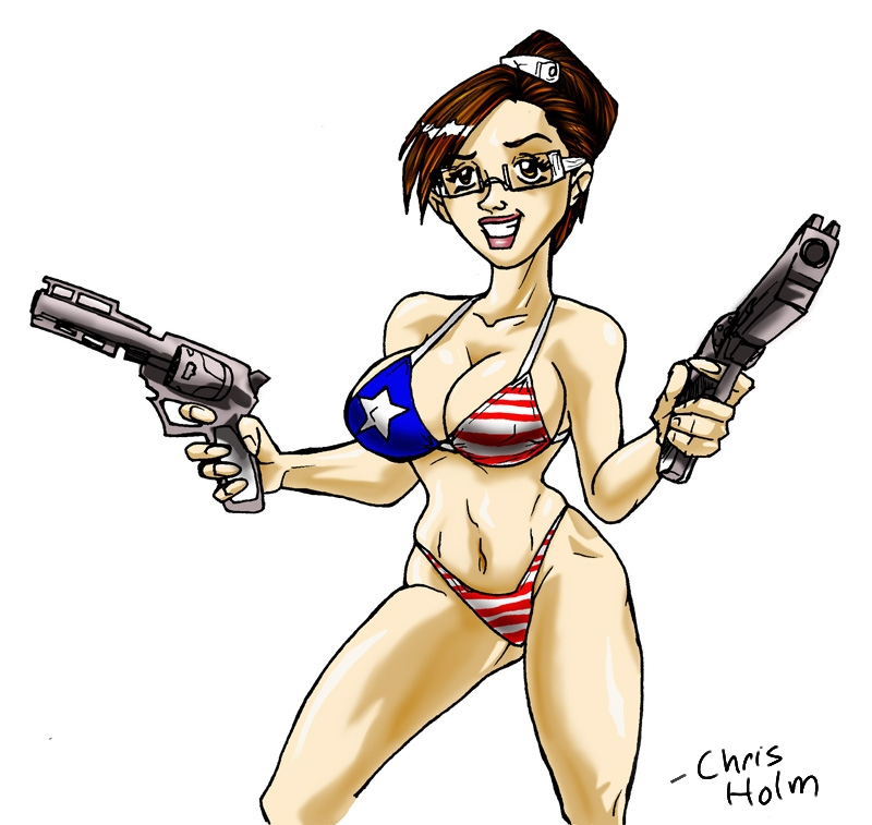 Palin by ChrisHolm