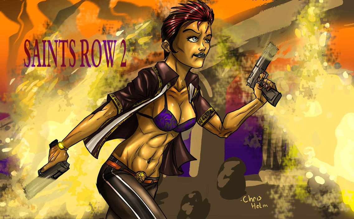 Saints Row 2 By ChrisHolm On DeviantArt