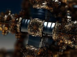 FWQ3D: Crossbifold III by Sabine62