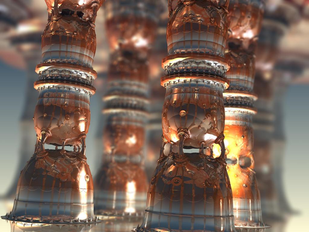 Pillars by Sabine62