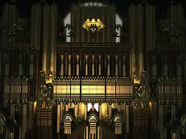 Gotham City Opera House by Sabine62