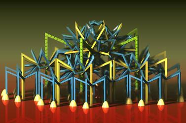 Construx (Strandbeest) by Sabine62