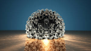 Melting Mandelbulb - another accident :}