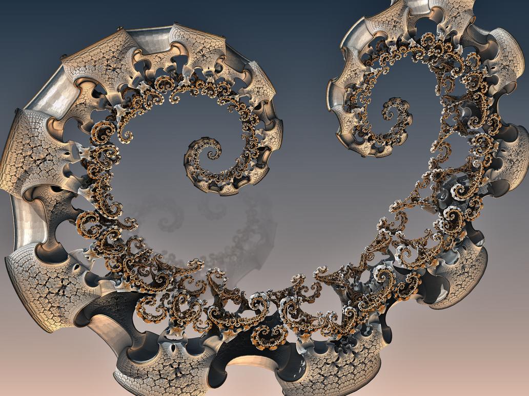 spirals and spiralettes by Sabine62